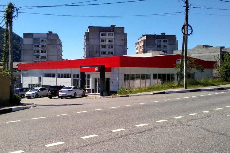 Супермаркет «Магнит» в Ольгинке