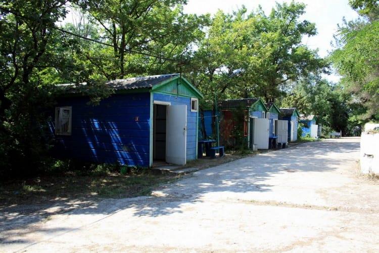 База отдыха «Надежда» в Ольгинке