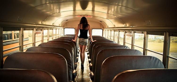 Ольгинка - автобусы