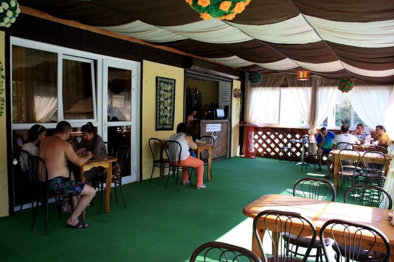 Кафе «Чебуречная #1» в Ольгинке