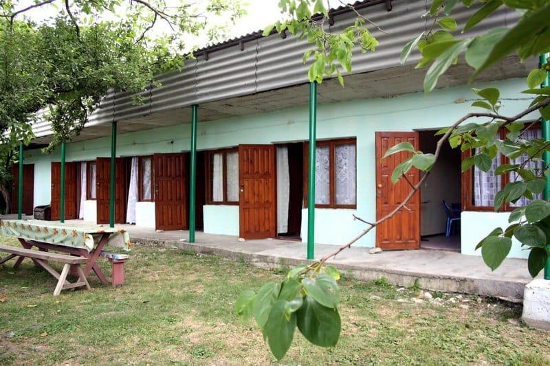 Гостевой дом «Лариса» в Ольгинке