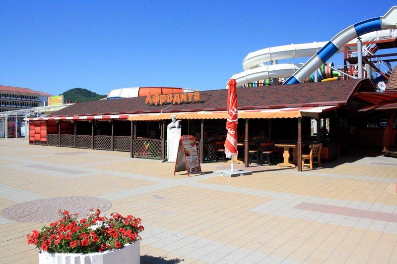 Кафе «Афродита» в Ольгинке
