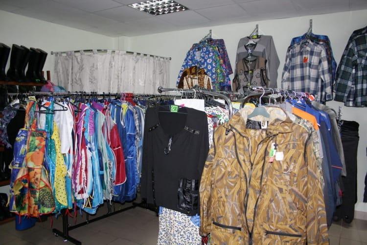 Магазин «Спецодежда» в Ольгинке