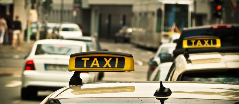 Службы такси в Ольгинке