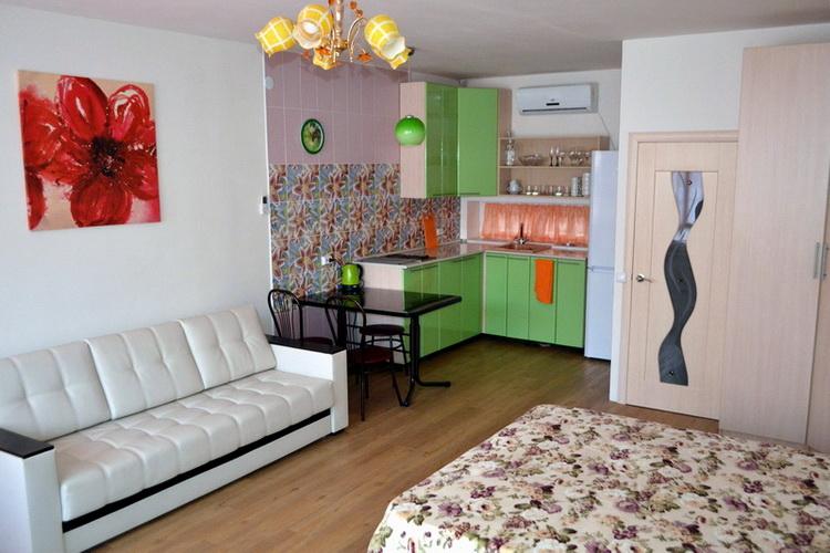 Мини гостиница «Белая студия» в Ольгинке