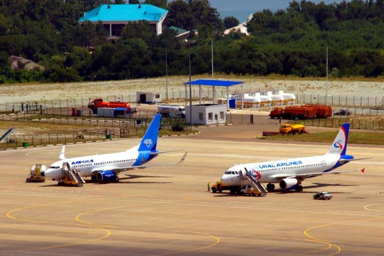 OneLine расписание аэропорта в Геленджике