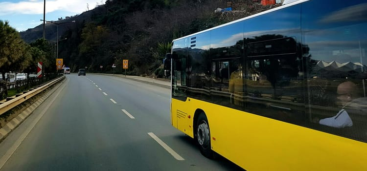 Как добраться до Ольгинки на автобусе?