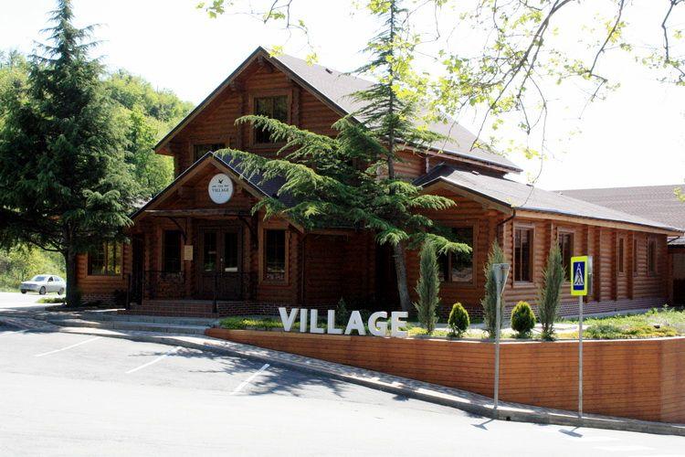 Ресторан «VILLAGE» в Ольгинке