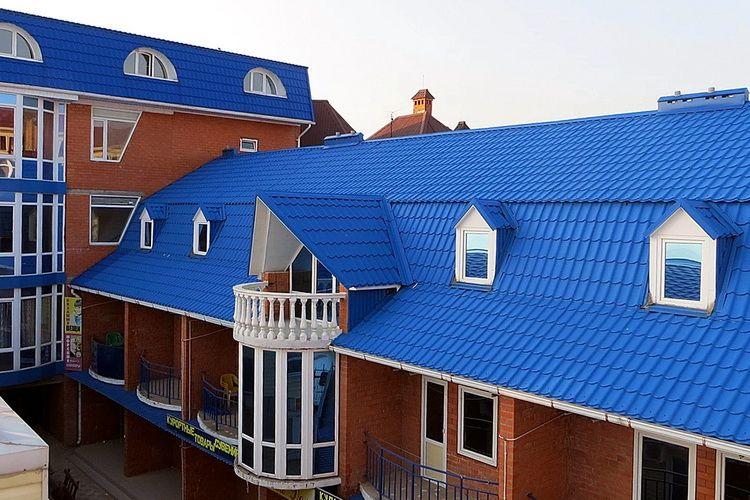 Гостиница «Кавказ» в Ольгинке