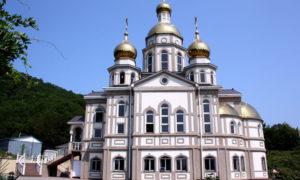 Православный Храм Святой княгини Ольги