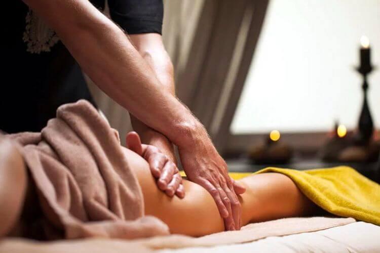 Медицинский массаж в Ольгинке