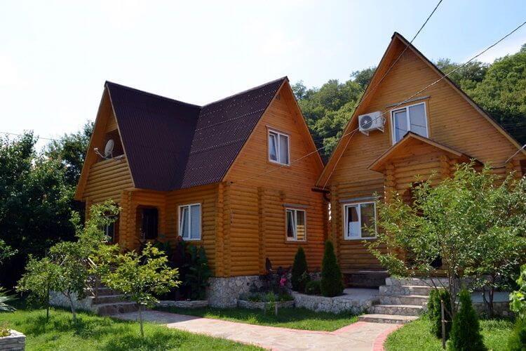Гостевой дом «Фортуна» в Ольгинке