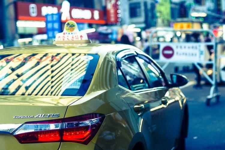 Такси Ольгинка